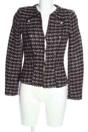 Mango collection Blazer in tweed modello web stile professionale Tessuto misto