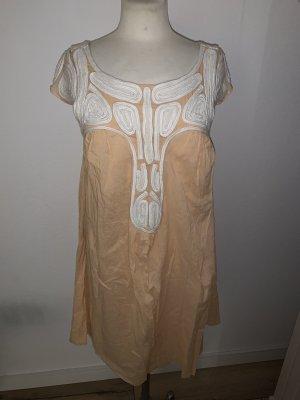 Mango verziertes Kleid Gr. S mit Unterkleid, neu