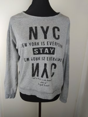MANGO Vintage NYC Sweater Sweatshirt, Sz S