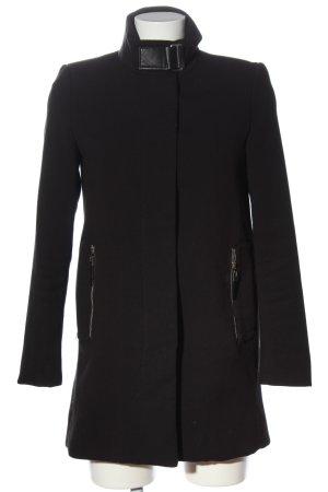Mango Winter Coat black casual look