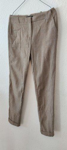 Mango Pantalon en laine multicolore