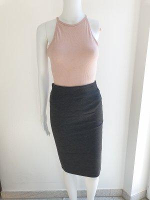 Mango XS Bleistiftrock high waist Rock Midirock Bürorock Sommerrock Skirt Kleid Dress Kostüm Blazer Anzug Bluse