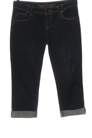 Manguun 3/4 Jeans blau Casual-Look