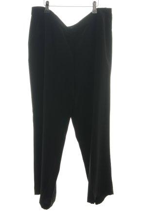 Manguun 7/8-Hose schwarz schlichter Stil