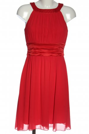 Manguun A Line Dress red elegant