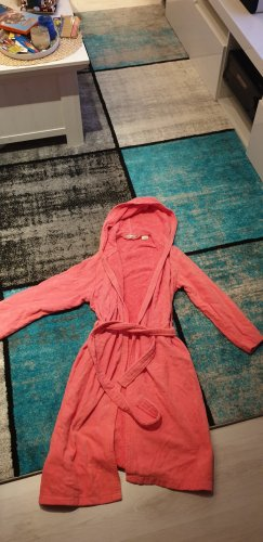 Manguun Bathrobe raspberry-red