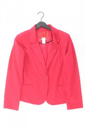 Manguun Blazer Größe XXL pink aus Polyester