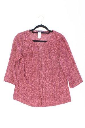 Manguun Bluse Größe 36 rot aus Polyester