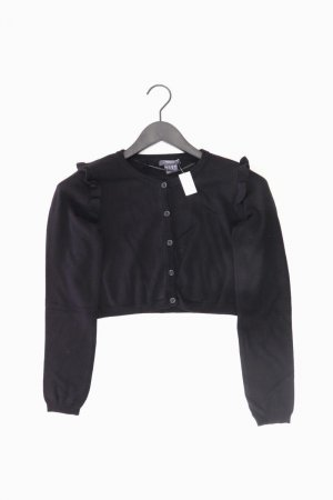 Manguun Knitted Cardigan black viscose