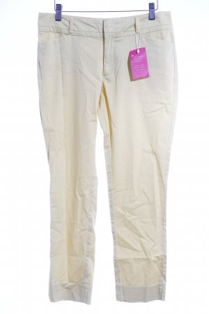 Manguun Chinohose gelb Casual-Look