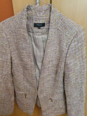 Blazer in tweed multicolore