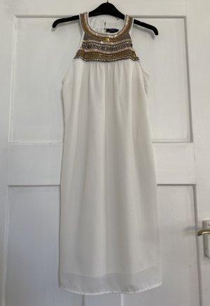 Manguun Damen Sommerkleid Weiß Gr. 36 TOP !!