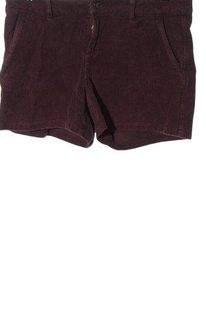 Manguun High-Waist-Shorts