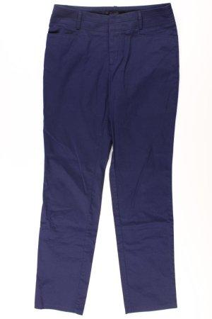 Manguun Hose Größe 34 blau aus Baumwolle