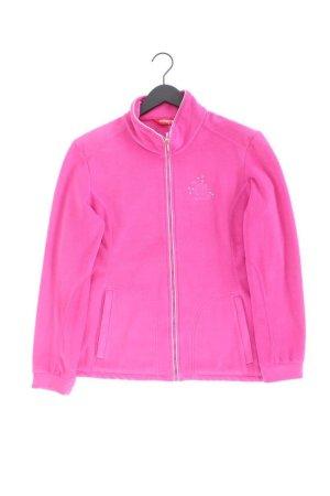 Manguun Jacke Größe 44 neuwertig pink aus Polyester