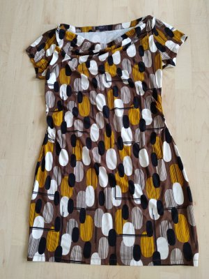 Manguun Sukienka dresowa Wielokolorowy