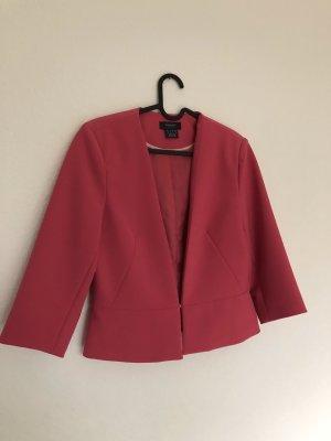 Manguun kurzer Blazer in Pink/Fuchsia Gr. 38