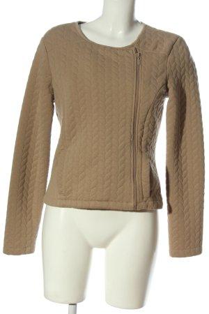 Manguun Short Jacket brown casual look