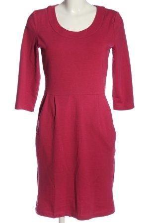 Manguun Langarmkleid pink Business-Look