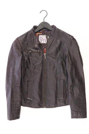 Manguun Leather Jacket leather