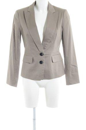 Manguun Long-Blazer beige Casual-Look