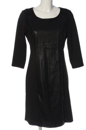 Manguun Minikleid schwarz Casual-Look