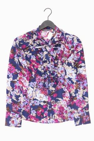 Manguun Ruche blouse veelkleurig Polyester