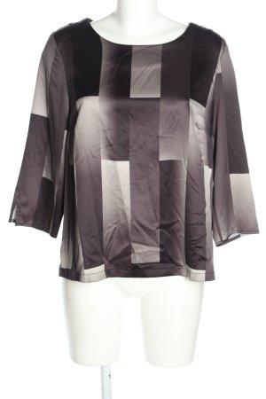 Manguun Schlupf-Bluse Farbverlauf Casual-Look