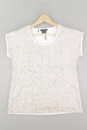 Manguun Shirt creme Größe 42