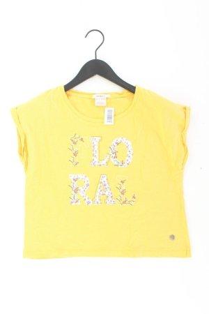 Manguun Shirt gelb Größe M