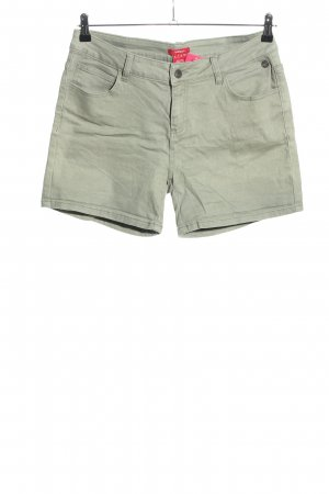 Manguun Shorts hellgrau Casual-Look
