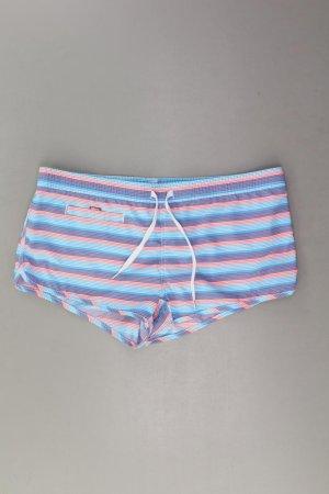 Manguun Shorts Größe 44 gestreift mehrfarbig aus Polyester