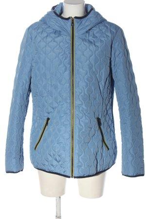 Manguun Giubbotto trapuntato blu motivo trapuntato stile casual
