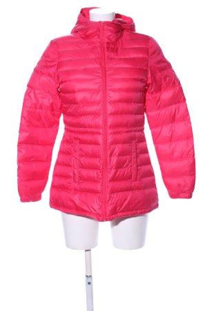 Manguun Steppjacke pink Steppmuster Casual-Look