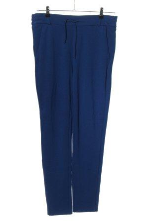 Manguun Stoffhose blau Casual-Look