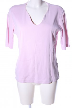 Manguun T-Shirt pink Casual-Look
