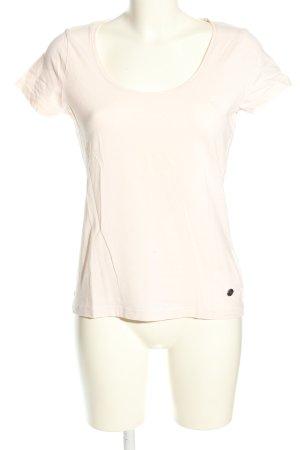 Manguun T-Shirt creme Casual-Look