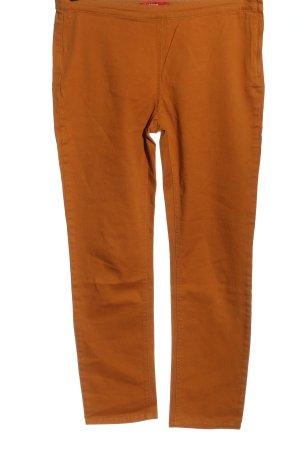 Manguun Treggings naranja claro look casual