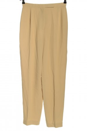 Mani Pantalone a vita alta bianco sporco stile casual