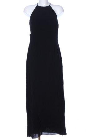 Mani Trägerkleid schwarz Elegant