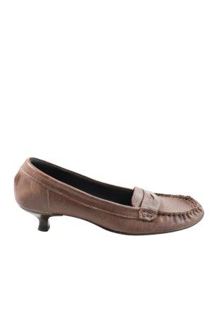 Mania Zapatos Informales marrón look casual