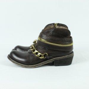 Manila Grace Ankle Boots Gr. 37 braun (19/11/201)
