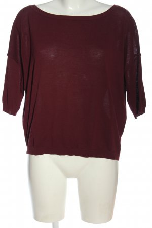 Manila Grace Strickshirt