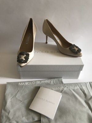 Manolo Blahnik heel