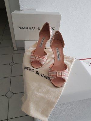 Manolo Blahnik Heels Gr. 38