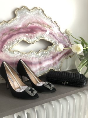 Manolo Blahnik Pumps Neu mit Re