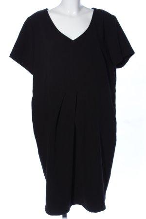 Manon Baptiste Vestido ceñido de tubo negro estilo «business»