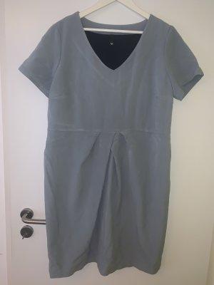 Manon Baptiste Paris, tolles Etuikleid/ Businesskleid, Größe 46, nur 1x getragen, hellblau