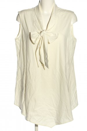 Manon Baptiste Tie-neck Blouse natural white casual look
