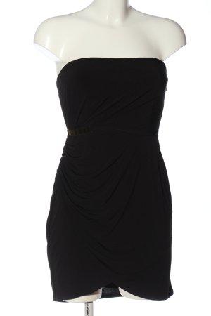 Manoukian schulterfreies Kleid